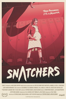 Snatchers [2019] [NTSC/DVDR- Custom HD] Ingles, Español Latino