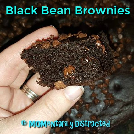 DELICIOUS Black Bean Brownies!