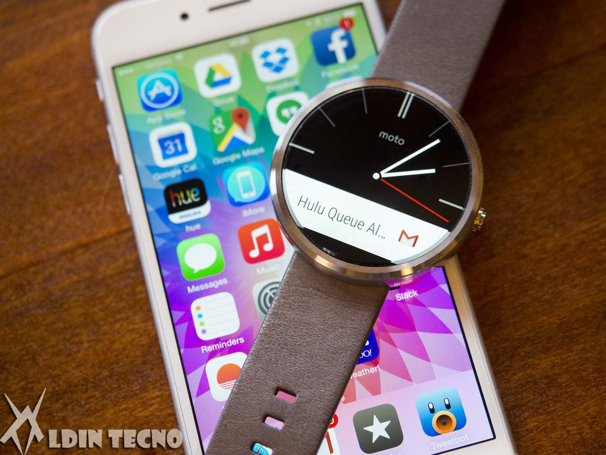 Control Your Android Watch On IOS   ALDIN TECNO
