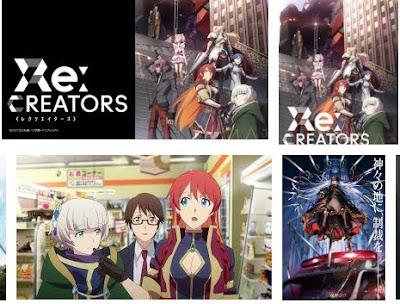 Download Re:Creators Episode 001 Subtitle Indonesia