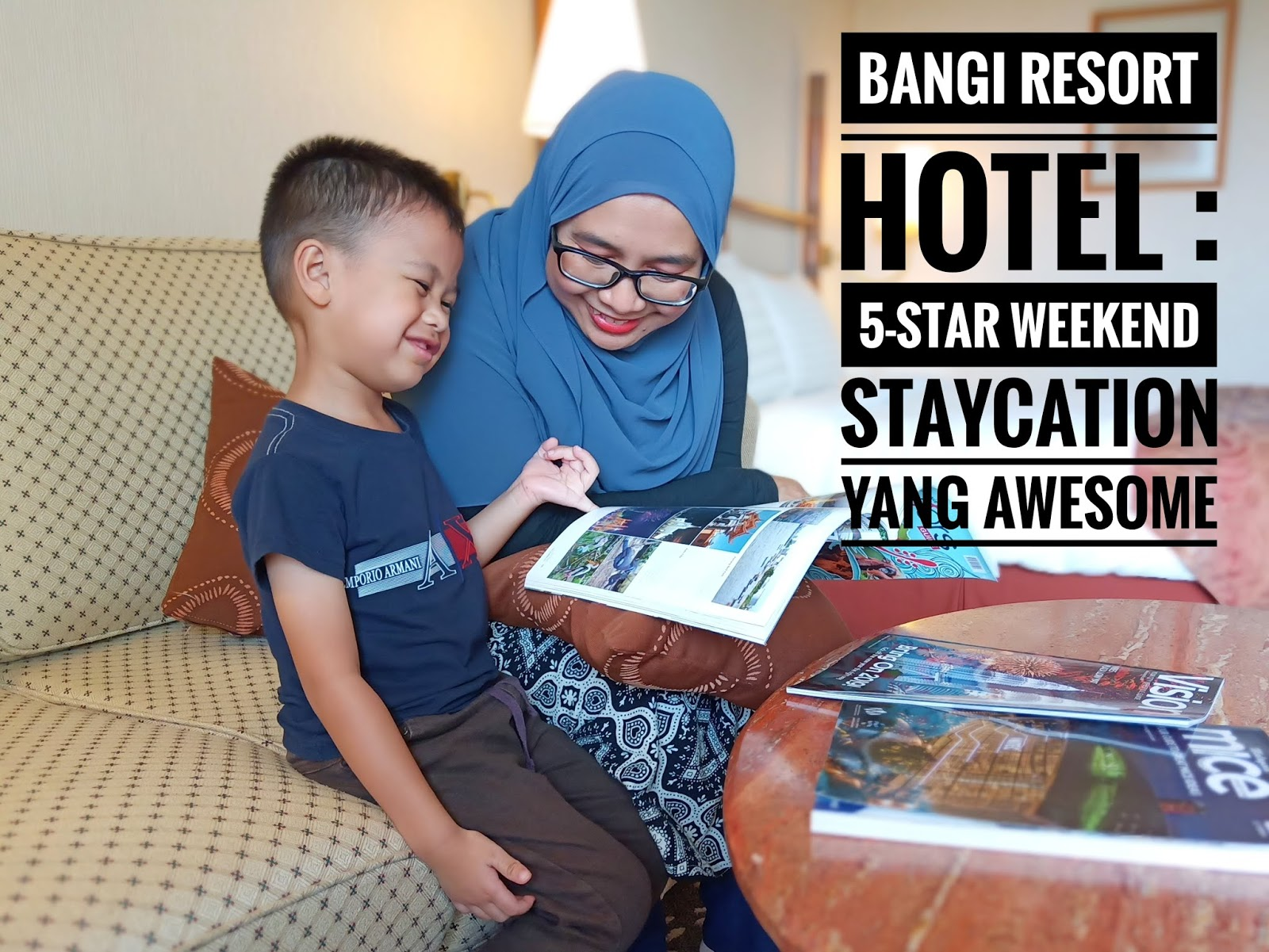 Bangi Resort Hotel : 5-Star Weekend Staycation