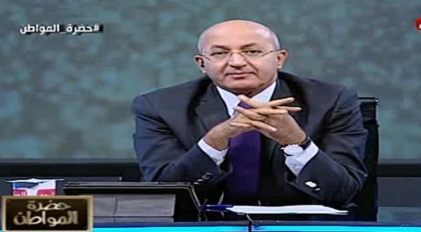 برنامج حضرة المواطن 23/7/2018 حلقة سيد على 23/7 الاثنين