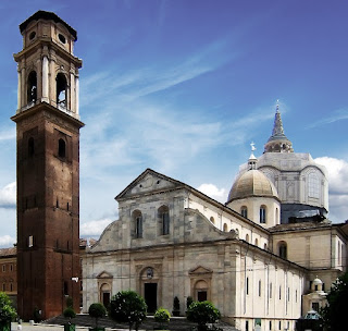 The Cattedrale di San Giovanni Battista in Turin