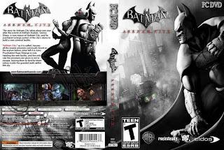 Batman Arkham City CD Key