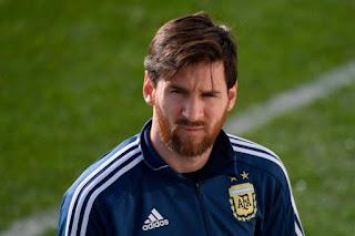 Lionel Messi Sem Vantagem no Mundial da Russia