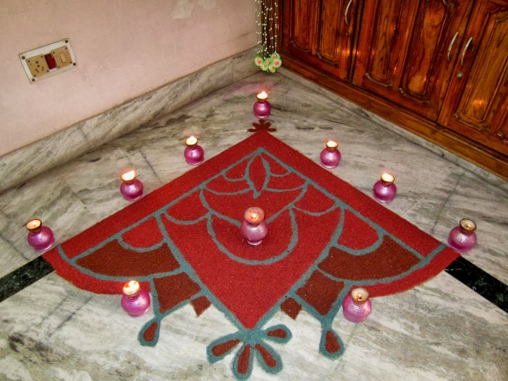 Diwali Living Room Decoration Ideas : Easy Guide on Home ...