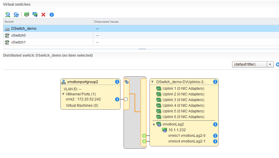 VMWare VSAN soup to nuts: VSAN 10G Switch Configuration Cisco 3548