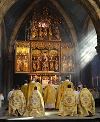The Attractive Power and Synthesis of the Liturgy and the Liturgical Arts