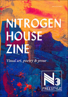 nitrogen house issue 3 cover