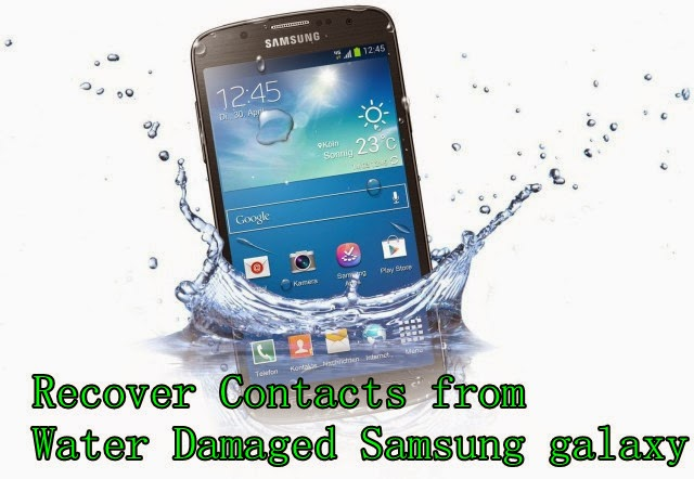 Recover Samsung Data: How To Recover Lost Data From Water