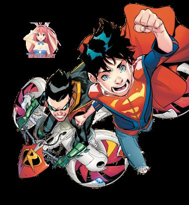 Superboy y Robin 01