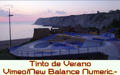 Tinto de Verano - Vimeo/New Balance Numeric.-