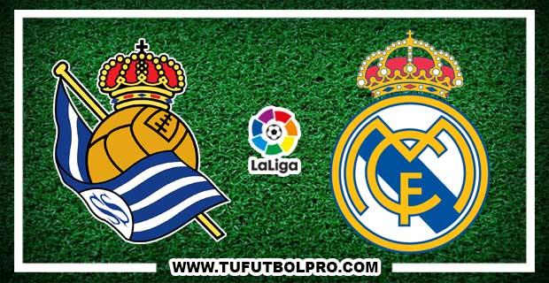 Ver Real Sociedad vs Real Madrid EN VIVO Por Internet Hoy 17 de Septiembre 2017