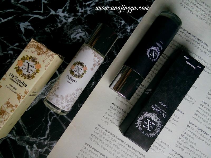 Minyak Wangi Paling Popular Masa Kini - De'Xandra