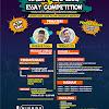 Pendaftaran Diklat Nge-Blog dan Essay Competition