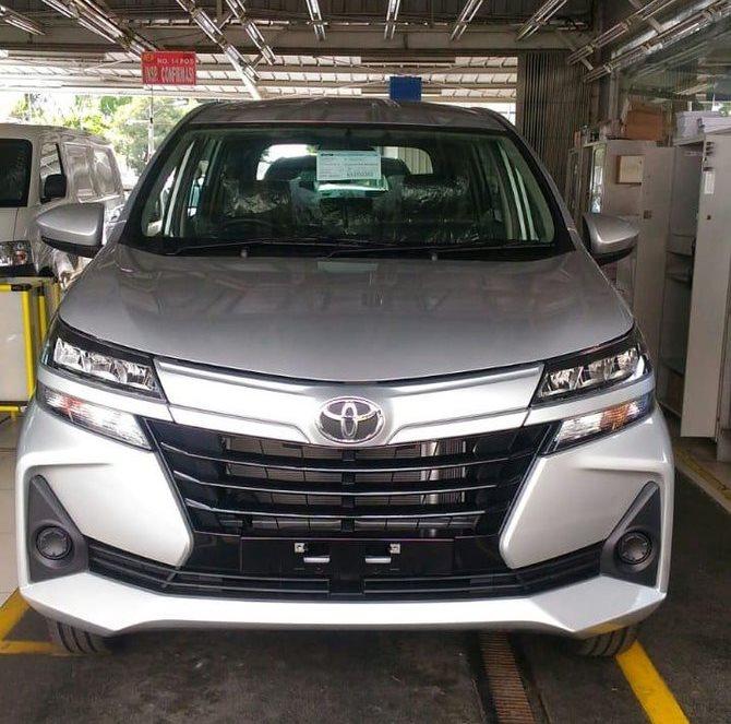 Open Indent New Toyota Avanza 2019 Semarang Nasmoco Toyota Semarang