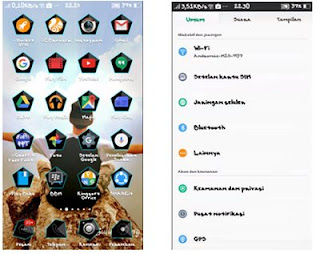 Cara Mudah Setting 4G OPPO Smartphone