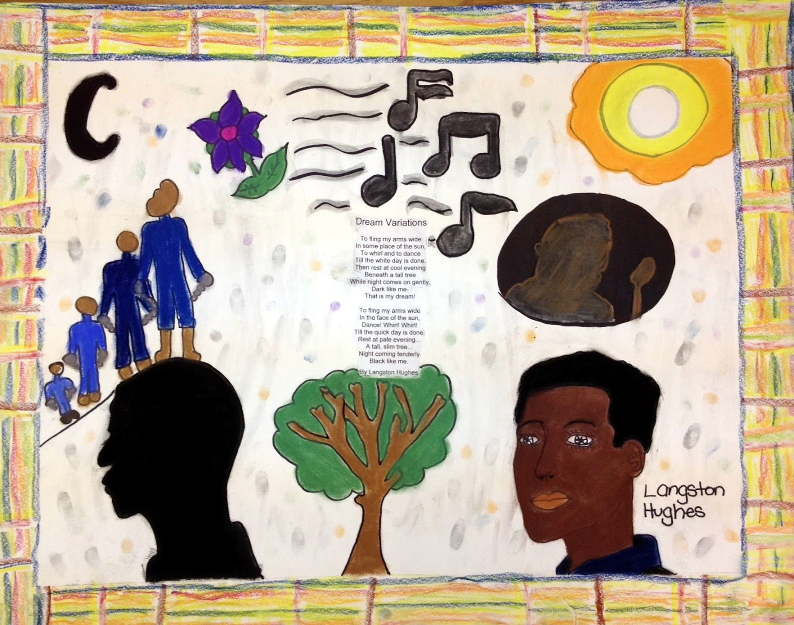 The Helpful Art Teacher: Black History Month [ 1259 x 1600 Pixel ]