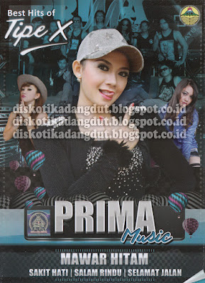 Prima Music Best Hits Of Tipe X 2016