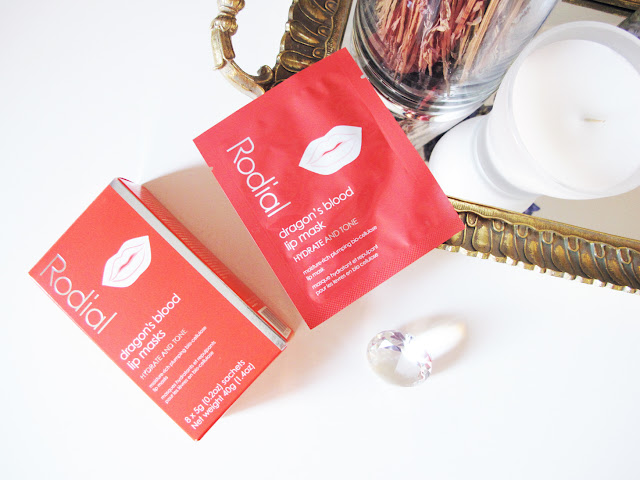 Dragon's Blood lip mask Rodial