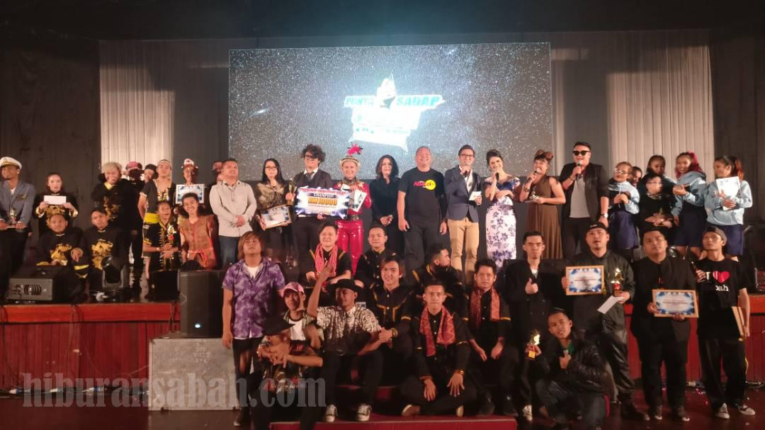 Punya Sadap Sabah Talent 2017 Season 1