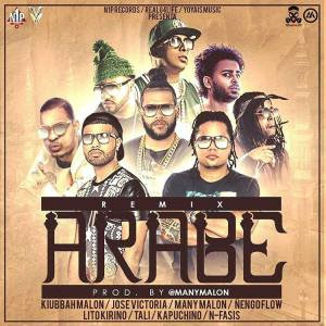 Kiubbah Malon Ft Ñengo Flow, Lito Kirino, Tali, Nfasis & Mas – Arabe (Official Remix)