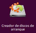 Creador de discos de arranque