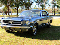 ACURA Sport Car | Four-Wheel Pony: Mustang Tested Four-Wheel Drive In 1965