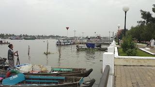 Bến Ninh Kiều Cần Thơ - Ninh Kieu waterfront