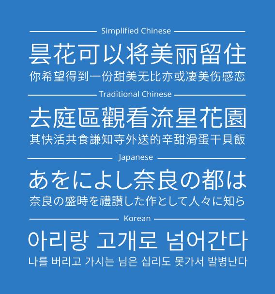 "Chromium Blog: Noto on ChromeOS: No More ""Tofu"""