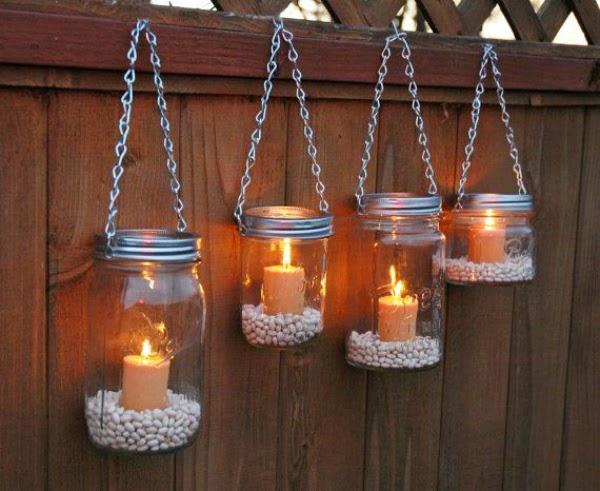 Luminarias Para Iluminar El Jardin En Otono Jardin Y Terrazas - Luminarias-para-jardin