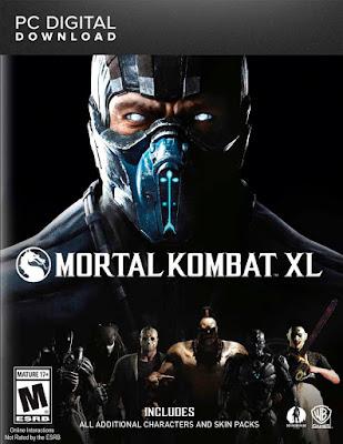 Mortal Kombat XL Dublado PT-BR + CRACK PC Torrent (2016)