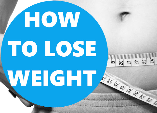 HOW TO LOSE WEIGHT BASIC HOW TOS