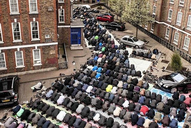 3 Juta Orang di inggris Masuk Islam Secara Serentak, Subhanallah