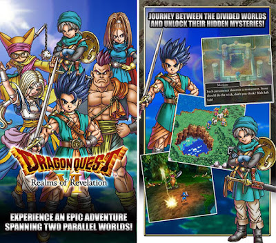 Dragon Quest VI Apk Terbaru 2015