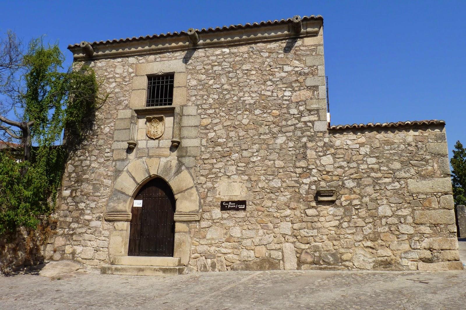 Trujillo, Casa-Museo de los Pizarro.