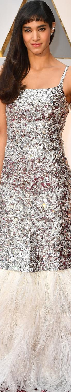 Sofia Boutella 2017 Oscars