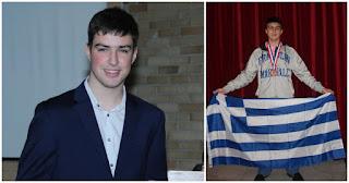 18χρονος Έλληνας μαθητής – «Αϊνστάιν» από τα Τρίκαλα σαρώνει τα βραβεία