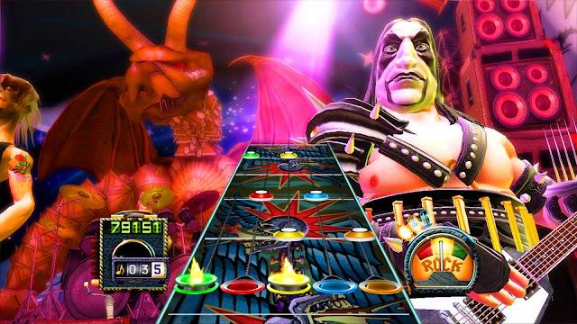 guitar hero III هي لعبة موسيقيةالرائعة  مضغوطة بحجم mediafire 3.28GB    تحميل وتتبيث لعبة  pc computer guitar hero III