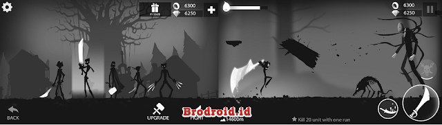 Download Stickman Run: Shadow Adventure 1.2.2 Mod Apk Full Terbaru