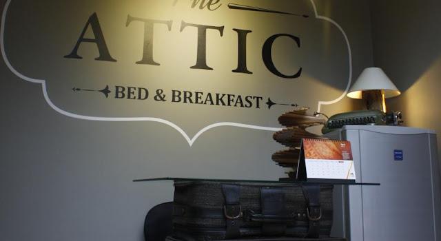 The Attic Bed & Breakfast Bandung