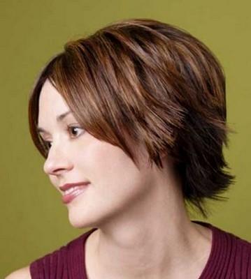 Model rambut wanita pendek tomboy