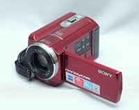 Handycam Bekas Sony DCR-SR68E