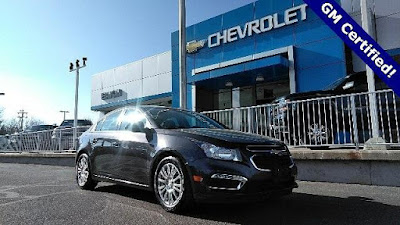 CPO 2015 Chevy Cruze For Sale near Denver Colorado