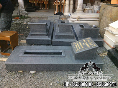 Makam Granit, Contoh Makam Granit, Harga Kuburan Granit