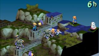 Final Fantasy Tactics - Jogos de PS1