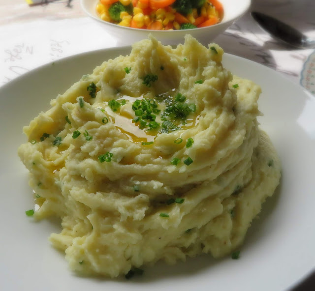Chive & Buttermilk Mash