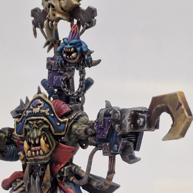 What's On Your Table: Freebooter Kaptin Goldtusk
