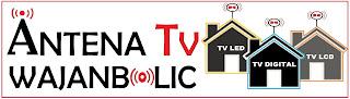 Konsumen Antena TV Bagus Wajanbolic
