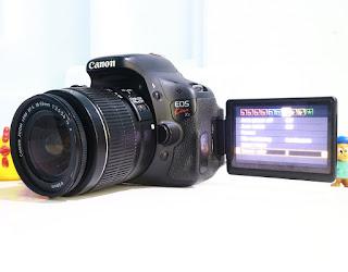 Jual Canon Kiss X5 ( A.K.A Canon Eos 600D )